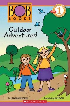 Bookjacket for  Outdoor adventures!