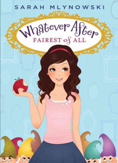 Bookjacket for  Fairest of All