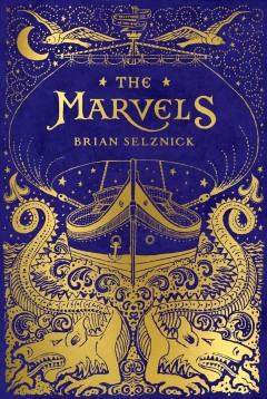 Bookjacket for The Marvels