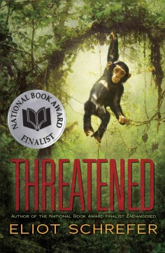 Bookjacket for  Threatened