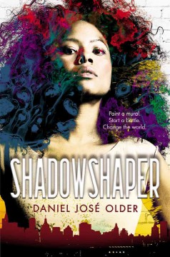 Bookjacket for  Shadowshaper