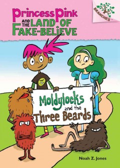 Bookjacket for  Moldylocks and the three beards