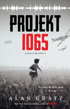 Bookjacket for  Projekt 1065
