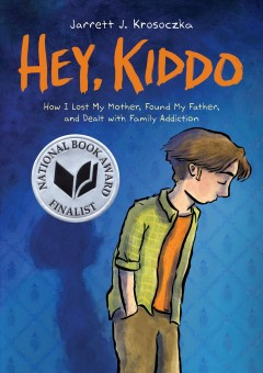Bookjacket for  Hey, Kiddo