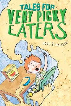 Bookjacket for  Tales for very picky eaters