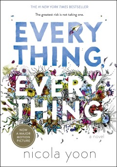 Bookjacket for  Everything, Everything