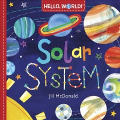 Bookjacket for  Solar System