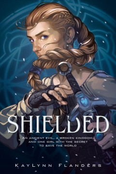 Bookjacket for  Shielded
