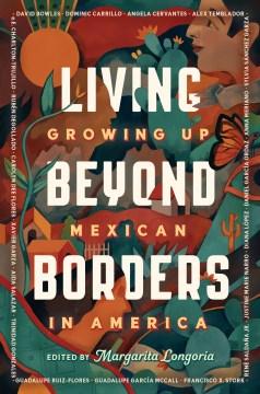 Bookjacket for  Living Beyond Borders