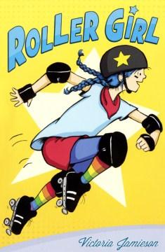 Bookjacket for  Roller girl