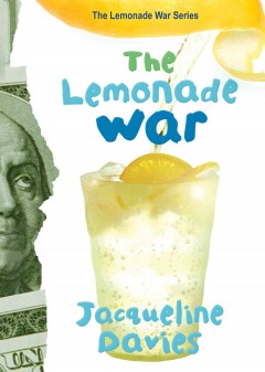 Bookjacket for The Lemonade war