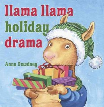 Bookjacket for  Llama Llama holiday drama