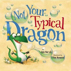Bookjacket for  Not Your Typical Dragon