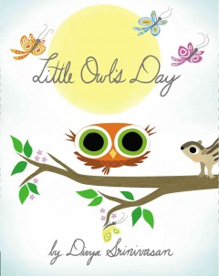 Bookjacket for  Little Owl's Day