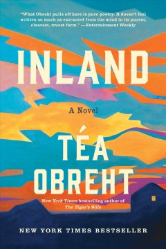 Bookjacket for  Inland