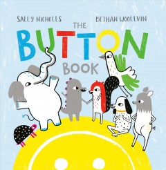 Bookjacket for The button book