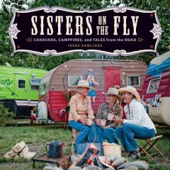 bookjacket for Sisters on the fly