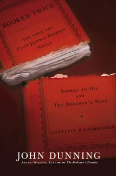 Booked Twice Booked to Die and The Bookman's Wake