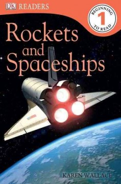 Bookjacket for  Rockets and Spaceships