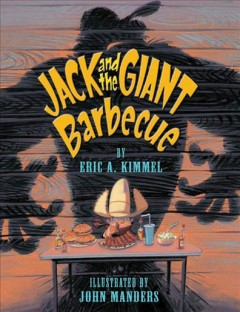bookjacket for Jack and the giant barbecue