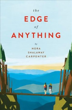 Bookjacket for The Edge of Anything