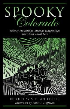 bookjacket for Spooky Colorado