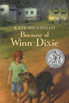 Bookjacket for  Because of Winn Dixie