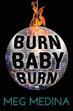 Bookjacket for  Burn Baby Burn