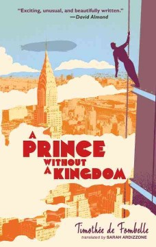 Bookjacket for A Prince Without a Kingdom