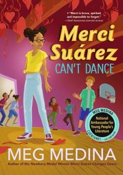 Bookjacket for  Merci Suárez Can't Dance