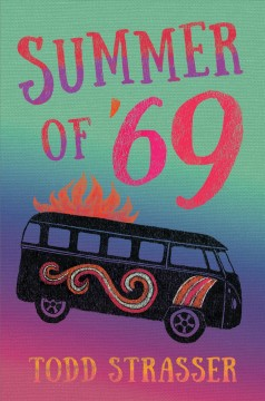 Bookjacket for  Summer of '69