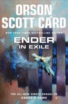 Bookjacket for  Ender in Exile