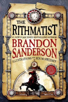 Bookjacket for The Rithmatist