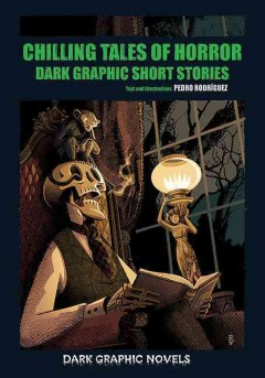 Bookjacket for  Chilling Tales of Horror