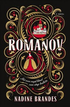 Bookjacket for  Romanov