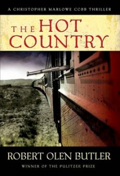 Bookjacket for The hot country