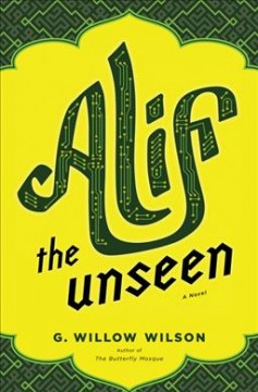 Bookjacket for  Alif The Unseen
