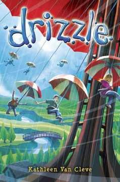 Bookjacket for  Drizzle