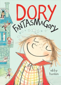 Bookjacket for  Dory Fantasmagory