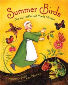 Bookjacket for  Summer birds