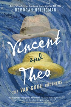 Bookjacket for  Vincent and Theo: The Van Gogh Brothers