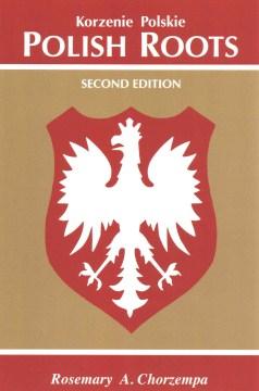 Bookjacket for  Polish roots = Korzenie polskie