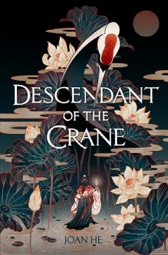 Bookjacket for  Descendant of the Crane