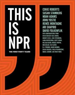 bookjacket for This is NPR