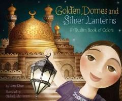 Bookjacket for  Golden domes and silver lanterns