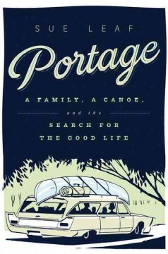 Bookjacket for  Portage