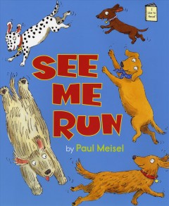 Bookjacket for  See me run