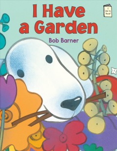 Bookjacket for  I have a garden
