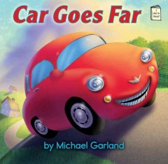 Bookjacket for  Car goes far