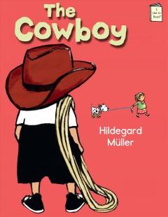 Bookjacket for The cowboy